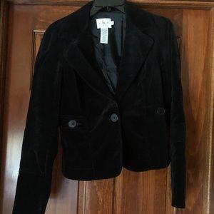 Calvin Klein suede jacket